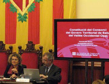 Constituït el nou consell rector del Govern Territorial de la Salut
