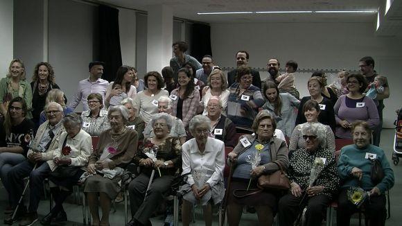 Amics de la Gent Gran acompanya 22 persones a Sant Cugat