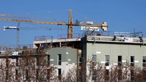 Sant Cugat tanca el 2015 amb 260 habitatges iniciats i es preveu una recuperació del mercat