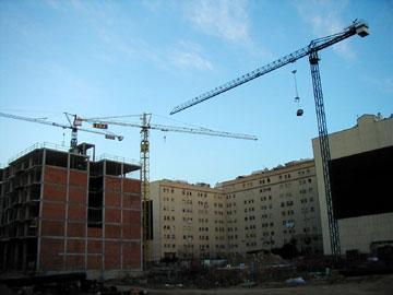 El 8% de tot l'habitatge protegit que es construeix al país es fa a la nostra ciutat