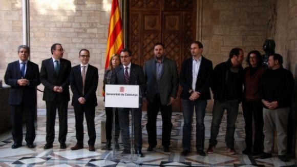 Els partits de Sant Cugat es posicionen davant la pregunta de la consulta