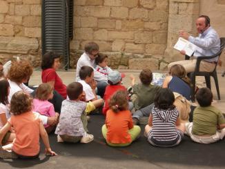 El barri de Sant Francesc acull la 2a jornada del Pla Educatiu d'Entorn amb dos espais temàtics