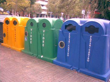 Sant Cugat millorarà l'accessibilitat dels contenidors