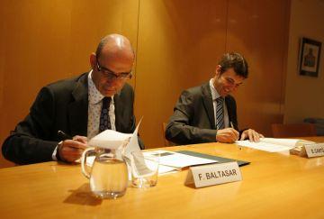 El Col·legi d'Ambientòlegs i la Generalitat acorden treballar conjuntament per divulgar el Medi Ambient