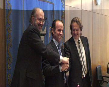 La cooperació empresarial entre Sant Cugat i Cerdanyola s'estén a Castellbisbal