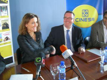 L'Ajuntament i Cinesa treballen per ampliar l'oferta de cicles de cinema