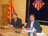 Jaume Angerri i Lluís Recoder.