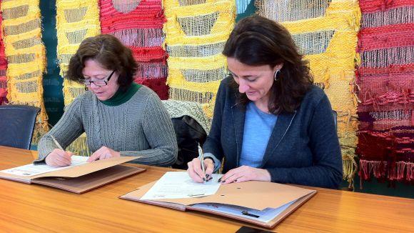 Jeroni de Moragas i el SOM col·laboren per millorar l'ocupabilitat de persones discapacitades