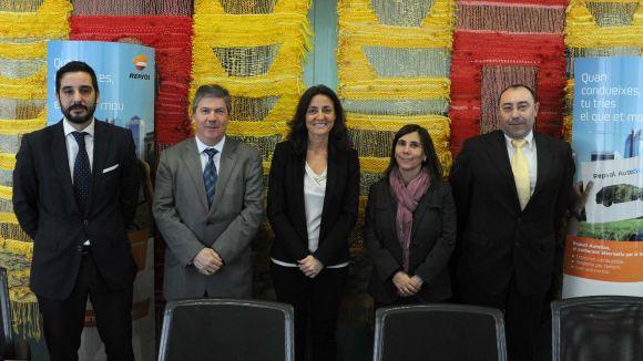 L'Ajuntament i Repsol fomenten l'ús de l'autogas entre els cotxes santcugatencs