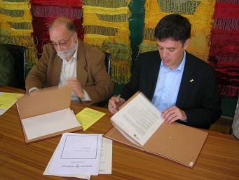 Sant Cugat renova la col·laboració amb la Unipau