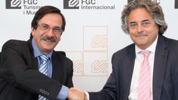 FGC aplicarà un nou sistema per eliminar les males olors als combois