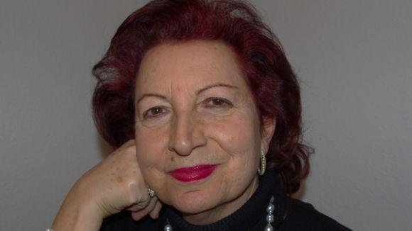 Conxita Bentz acutarà a la ciutat / Font: Terapiescomplementariescerdanya.blogspot.com