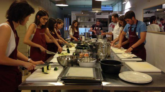 Cugat.cat i Cookiteca ofereixen quatre tallers gratuïts de cuina