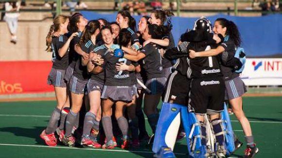 Reial Societat i Club de Campo disputen aquest dissabte la segona semifinal de la Copa de la Reina