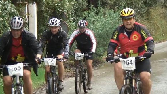 Collserola vol regular l'ús de la bicicleta a la serra