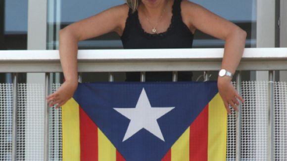 La JNC mira al 11-S amb la Diada per la Independència i l'estelada al balcó