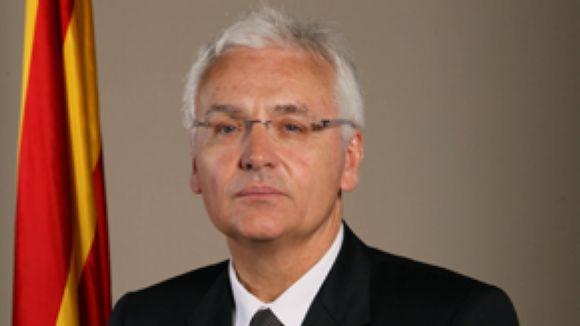 Mascarell: 'Formiguera va exportar al món la singularitat del país'