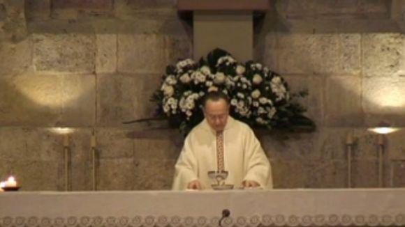Sant Cugat mantindrà la representació institucional en els actes religiosos