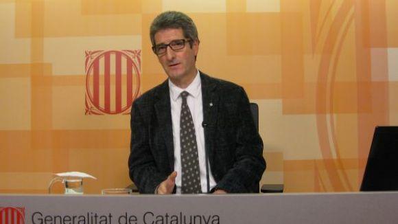 Ramon Bonastre, secretari d'Ocupació i Relacions Laborals