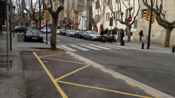 El PP lamenta que s'hagi eliminat aparcament gratuït de la rambla Ribatallada
