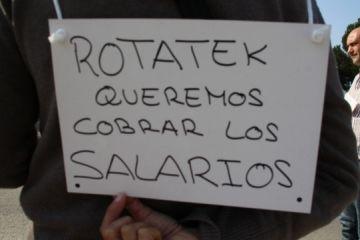 UGT denuncia acomiadaments a Rotatek gràcies a la reforma laboral