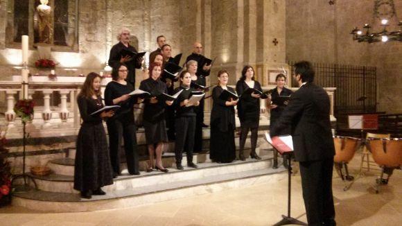 El Cor Aulos mira enrere amb un concert emotiu per celebrar 20 anys