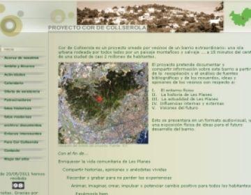 El projecte 'Cor de Collserola' vol retratar la història de les Planes amb els testimonis dels veïns