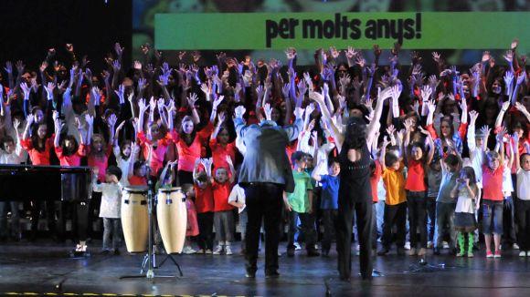 'Scrooge: fem un musical per Nadal' torna un any més al Teatre-Auditori