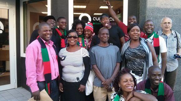 El Model Choir de Malawi ja es troba a Sant Cugat