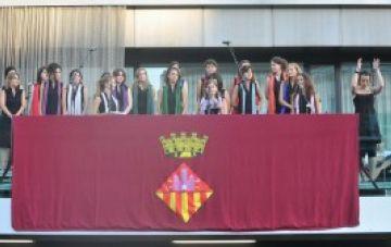 Crítica i crida a gaudir de la Festa Major en el pregó del Cor Infantil