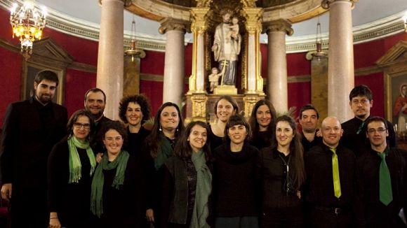 El Cor Tessàlia està format per joves d'entre 18 i 35 anys / Font: Sílvia Trillo
