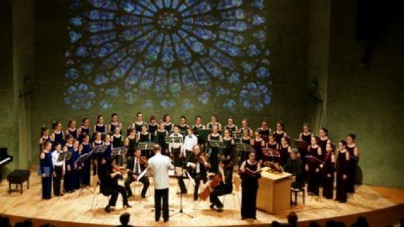 El Cor Vivaldi omplirà el Monestir de música 'a cappella'