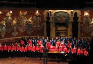 El Cor Infantil de Sant Cugat treu un nou disc amb peces del segle XX