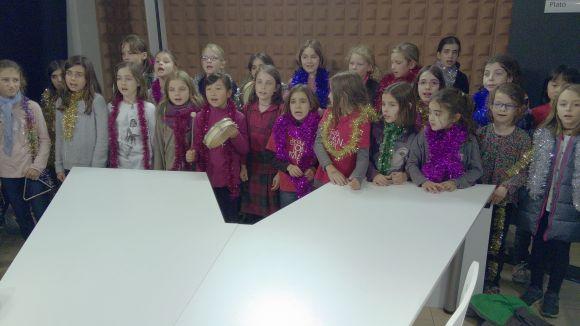 El cor de l'Escola Municipal de Música porta les seves nadales a Cugat.cat