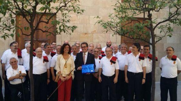 Sant Cugat i el món municipal lliuren a la Generalitat el seu suport a la consulta