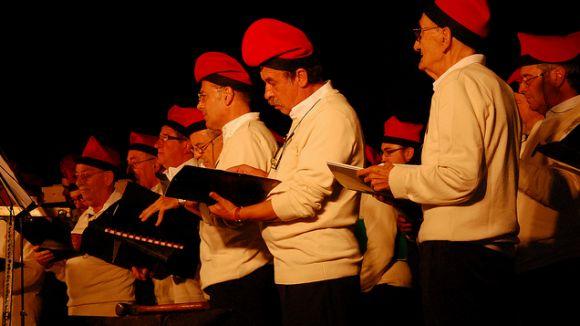 Les veus de La Lira ompliran el Palau de la Música