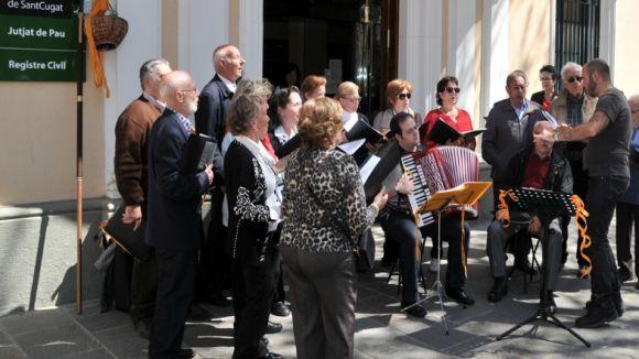 La coral de La Unió busca cantaires