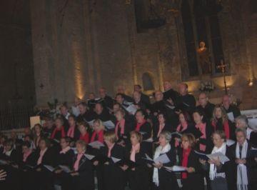 El Concert de Santa Cecília reuneix més de 200 cantaires i obre la iniciativa a les corals més joves de la ciutat