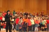 La jornada està organitzada pels mestres de música d'educació primària de la nostra ciutat