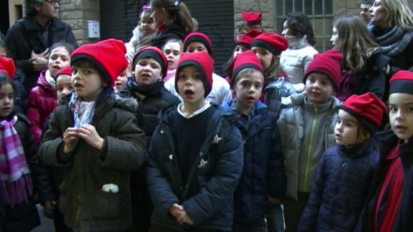 Les 'Nadales al carrer', en imatges a Cugat tv