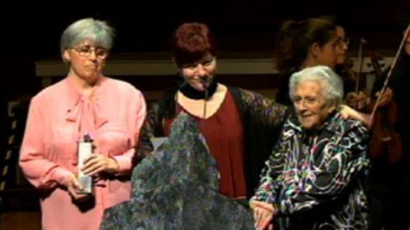 La Coral Tardor bufa les espelmes dels 25 anys amb un Premi Ciutat de Sant Cugat
