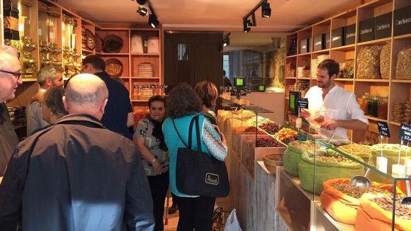 Corbera ofereix una àmplia gama de fruits i fruita seca i gra