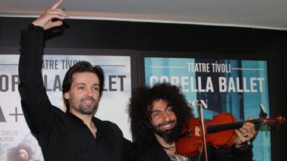 Ángel Corella i Kulbic Dance, a la nova programació del Teatre-Auditori