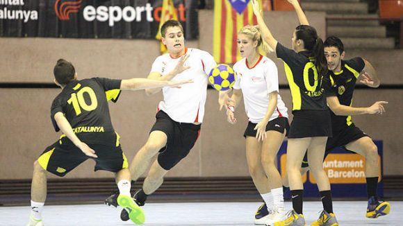 Anglaterra deixa a Berta Alomà sense la cinquena posició