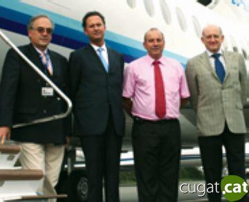 Celo XXI es vol vendre la divisió aèria del grup