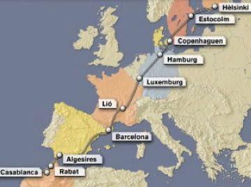 Satisfacció local amb matisos pel vistiplau al Corredor Mediterrani