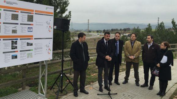 La Generalitat implantarà un sistema de peatge tancat entre Sant Cugat i Terrassa