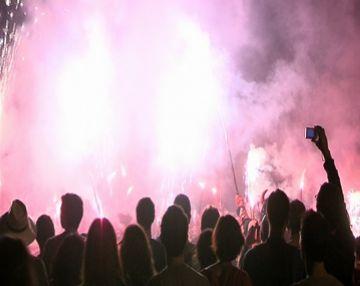 La darrera nit de Festa Major tanca amb set ferits lleus