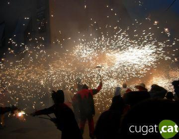 La CUP aposta per la cultura del foc i demana més implicació de la ciutat per promoure aquestes tradicions