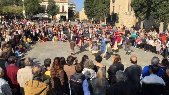 Un Correllengua transversal reivindica el català com 'el fil d'acer del futur nacional'